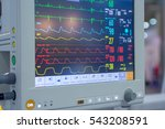 results of clinical...   Shutterstock . vector #543208591