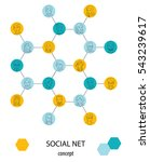 Social Network Concept Vector...