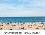 sydney  australia   april 9 ... | Shutterstock . vector #543240364