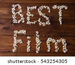"text ""best film"" from pop corn... 