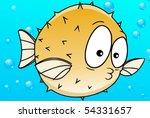 blowfish | Shutterstock . vector #54331657