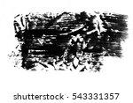 handpaint ink texture background   Shutterstock . vector #543331357