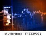 financial market is a market... | Shutterstock . vector #543339031