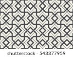 seamless pattern with... | Shutterstock .eps vector #543377959