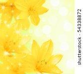 flower border | Shutterstock . vector #54338872