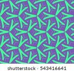 modern stylish texture.stylish...   Shutterstock .eps vector #543416641