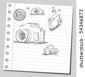 scribble cameras