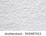 texture white cotton towel... | Shutterstock . vector #543487411