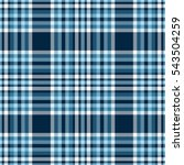 seamless tartan plaid pattern.... | Shutterstock .eps vector #543504259