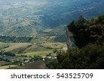 View Of San Marino