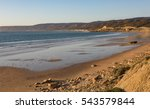 walk along the ocean near... | Shutterstock . vector #543579844