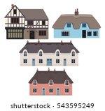 Traditional English Houses And...