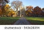 Stock photo university of michigan 543628354