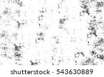 grunge black and white urban... | Shutterstock .eps vector #543630889