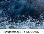 rough water | Shutterstock . vector #543702937