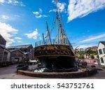 bristol  uk   circa september...   Shutterstock . vector #543752761