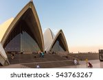sydney  australia   april 6 ... | Shutterstock . vector #543763267