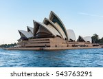 sydney  australia   april 6 ... | Shutterstock . vector #543763291