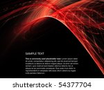 abstract background design | Shutterstock . vector #54377704