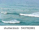 sydney  australia   april 9 ... | Shutterstock . vector #543782881