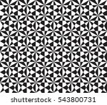 abstract geometric seamless... | Shutterstock .eps vector #543800731
