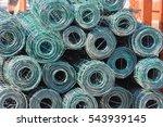 photo picture heap of scrap... | Shutterstock . vector #543939145