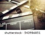 film. | Shutterstock . vector #543986851