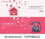 vector illustration. flat... | Shutterstock .eps vector #543988621