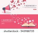 vector illustration. flat... | Shutterstock .eps vector #543988735