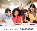 students. | Shutterstock . vector #544010149