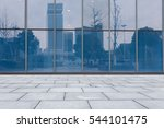 town square in shenzhen china.   Shutterstock . vector #544101475