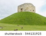 Clifford's Tower Or York Castl...