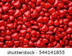 heart candy background.... | Shutterstock . vector #544141855