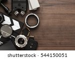 different video making... | Shutterstock . vector #544150051