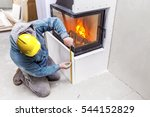 Fireplace Installing. Fireplac...
