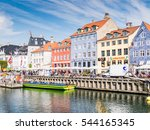 copenhagen  denmark   september ... | Shutterstock . vector #544165345