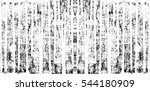 grunge black and white urban... | Shutterstock .eps vector #544180909