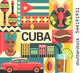 Cuba Travel Poster Concept....