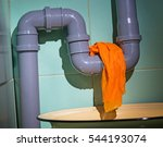 water leak | Shutterstock . vector #544193074