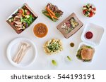 different options variety... | Shutterstock . vector #544193191
