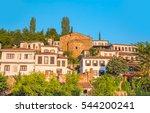 sirince village  izmir province ... | Shutterstock . vector #544200241