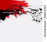 vector background   Shutterstock .eps vector #54421567