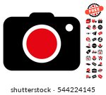 photo camera icon with free...
