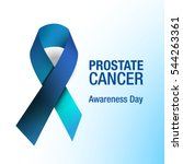 prostate cancer  child abuse or ... | Shutterstock .eps vector #544263361
