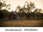 Old Tiny Country House With Gu...