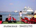 southampton  hampshire  uk.... | Shutterstock . vector #544351795