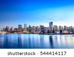 Vancouver Skyline From...