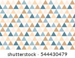 colorful blue beige cream... | Shutterstock .eps vector #544430479
