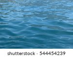Teal Turquoise Blue Ripples In...