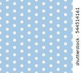 Polka Dot Pattern Vector....